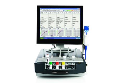 혈소판 복합기능 검사장치